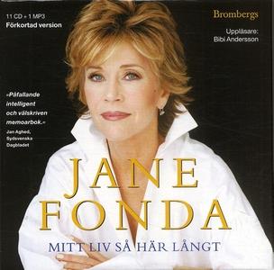 Mitt liv så här långt (ljudbok) av Jane Fonda