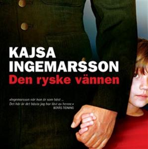 Den ryske vännen (ljudbok) av Kajsa Ingemarsson