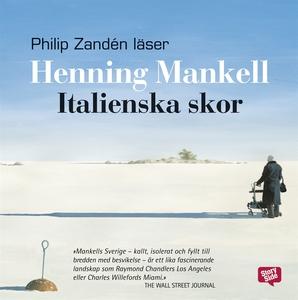 Italienska skor (ljudbok) av Henning Mankell