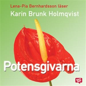 Potensgivarna (ljudbok) av Karin Brunk Holmqvis