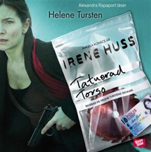 Tatuerad torso (ljudbok) av Helene Tursten