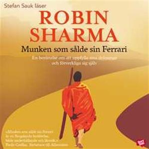 Munken som sålde sin Ferrari (ljudbok) av Robin