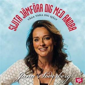 Sluta jämföra dig med andra (ljudbok) av Jana S