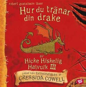 Hur du tränar din drake (ljudbok) av Cressida C