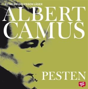 Pesten (ljudbok) av Albert Camus
