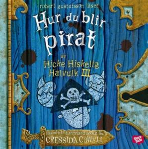 Hur du blir pirat (ljudbok) av Cressida Cowell