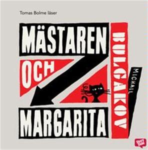Mästaren och Margarita (ljudbok) av Michail Bul