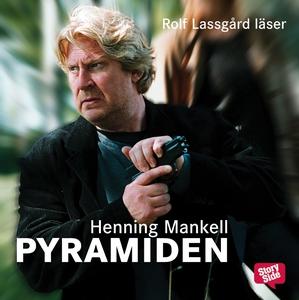 Pyramiden (ljudbok) av Henning Mankell