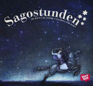 Sagostunden (ljudbok) av HC Andersen