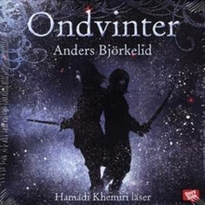 Ondvinter (ljudbok) av Anders Björkelid