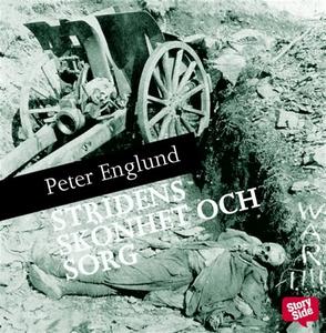 Stridens skönhet och sorg (ljudbok) av Peter En