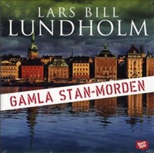 Gamla Stan-morden (ljudbok) av Lars Bill Lundho