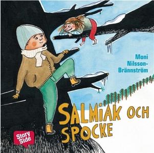 Salmiak och Spocke (ljudbok) av Moni Nilsson