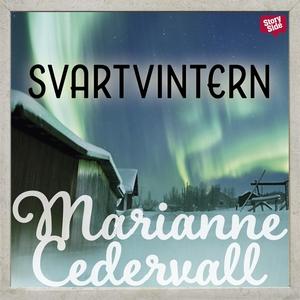 Svartvintern (ljudbok) av Marianne Cedervall