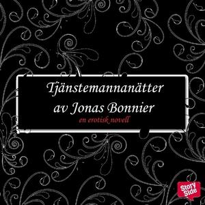 Tjänstemannanätter (ljudbok) av Jonas Bonnier