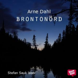 Brontonörd (ljudbok) av Arne Dahl