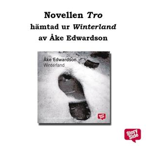 Tro (ljudbok) av Åke Edwardson