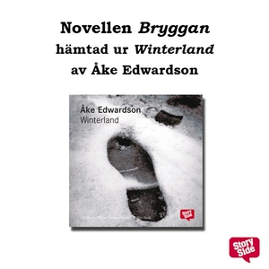 Bryggan (ljudbok) av Åke Edwardson