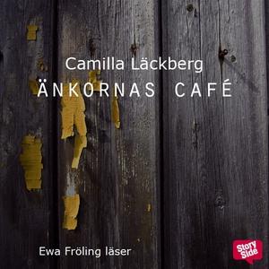 Änkornas café (ljudbok) av Camilla Läckberg