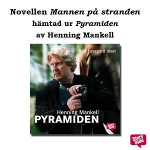 Mannen på stranden (ljudbok) av Henning Mankell