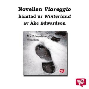 Viareggio (ljudbok) av Åke Edwardson