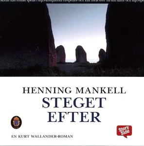 Steget efter (ljudbok) av Henning Mankell