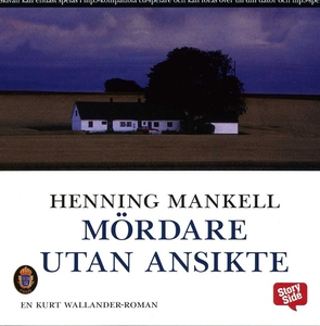 Mördare utan ansikte (ljudbok) av Henning Manke