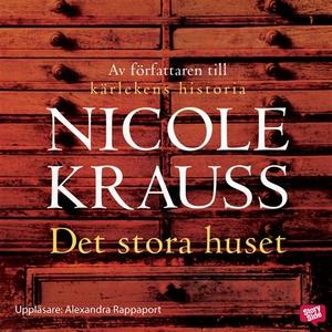 Det stora huset (ljudbok) av Nicole Krauss