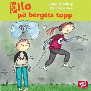Ella på bergets topp (ljudbok) av Johan Rundber