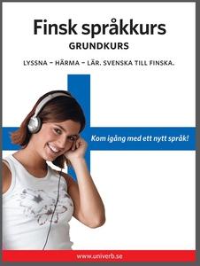 Finsk språkkurs grundkurs (ljudbok) av  Univerb