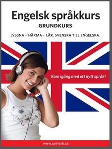 Engelsk språkkurs grundkurs (ljudbok) av  Unive