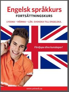 Engelsk språkkurs fortsättningskurs (ljudbok) a