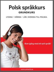 Polsk språkkurs grundkurs (ljudbok) av  Univerb
