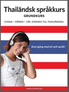 Thailändsk språkkurs grundkurs (ljudbok) av Uni