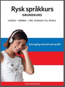 Rysk språkkurs grundkurs (ljudbok) av  Univerb,