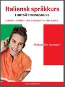 Italiensk språkkurs fortsättningskurs
