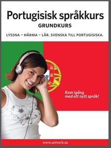 Portugisisk språkkurs grundkurs (ljudbok) av Un