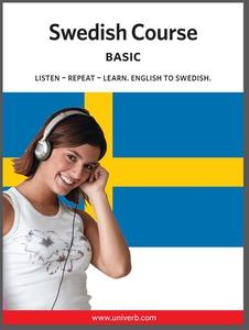 Swedish course basic (ljudbok) av  Univerb, Uni