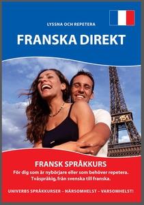 Franska Direkt (ljudbok) av Ann-Charlotte Wenne