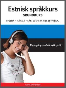 Estnisk språkkurs grundkurs (ljudbok) av  Unive