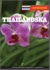 Expresskurs Thailändska (ljudbok) av  Univerb,