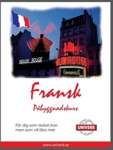 Fransk språkkurs påbyggnadskurs (ljudbok) av  U