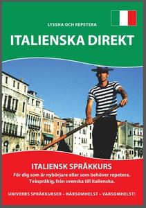 Italienska Direkt (ljudbok) av Ann-Charlotte We