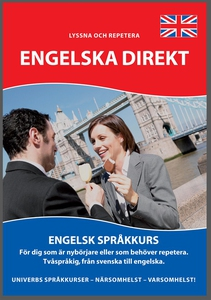 Engelska Direkt (ljudbok) av Ann-Charlotte Wenn