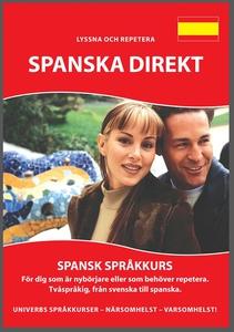 Spanska Direkt (ljudbok) av Ann-Charlotte Wenne
