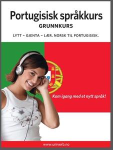Portugisisk språkkurs Grunnkurs (ljudbok) av  U