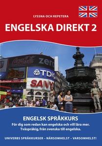 Engelska Direkt 2 (ljudbok) av  Univerb, Univer