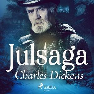 En julsaga (ljudbok) av Charles Dickens