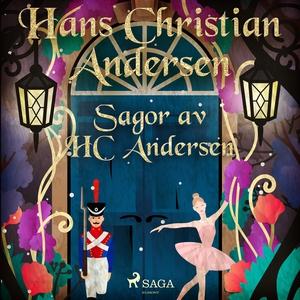Sagor av HC Andersen (ljudbok) av H.C. Andersen
