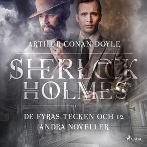 De fyras tecken (ljudbok) av Arthur Conan Doyle